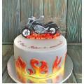 Торт байкер (Самара)