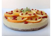 Торт Виноградно-цитрусовый